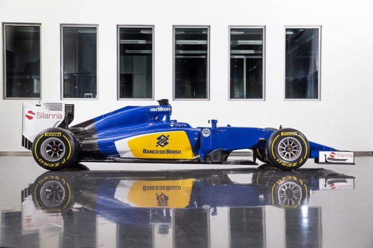 Sauber C34 Formula One wallpaper