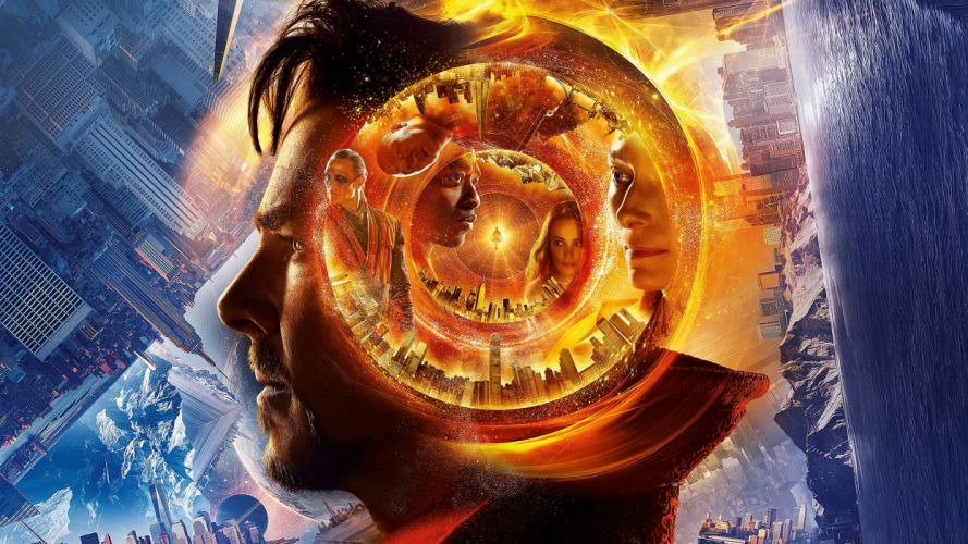 doctor strange hd 4k-3840x2160 wallpaper