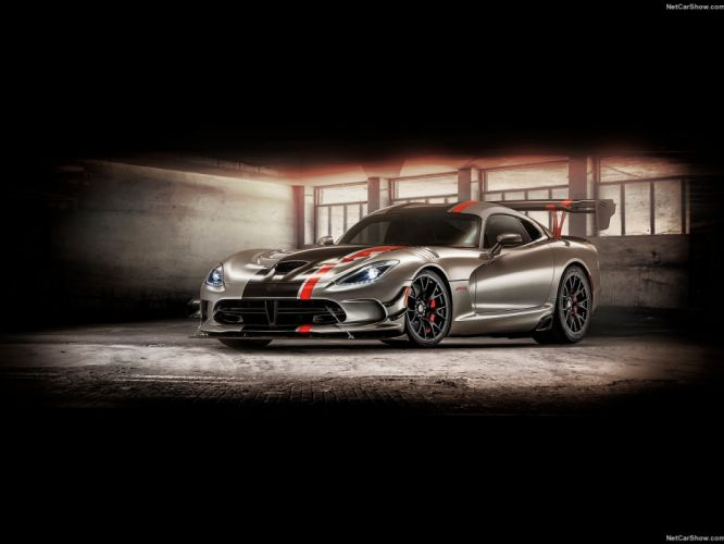 SRT Viper ACR wallpaper