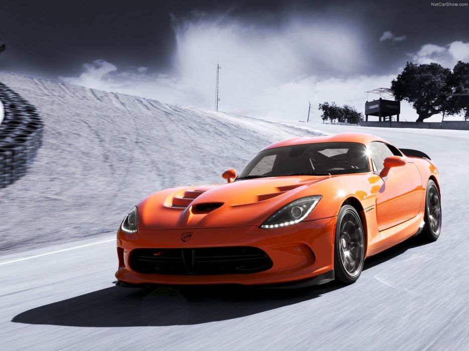 SRT Viper TA 2014 wallpaper