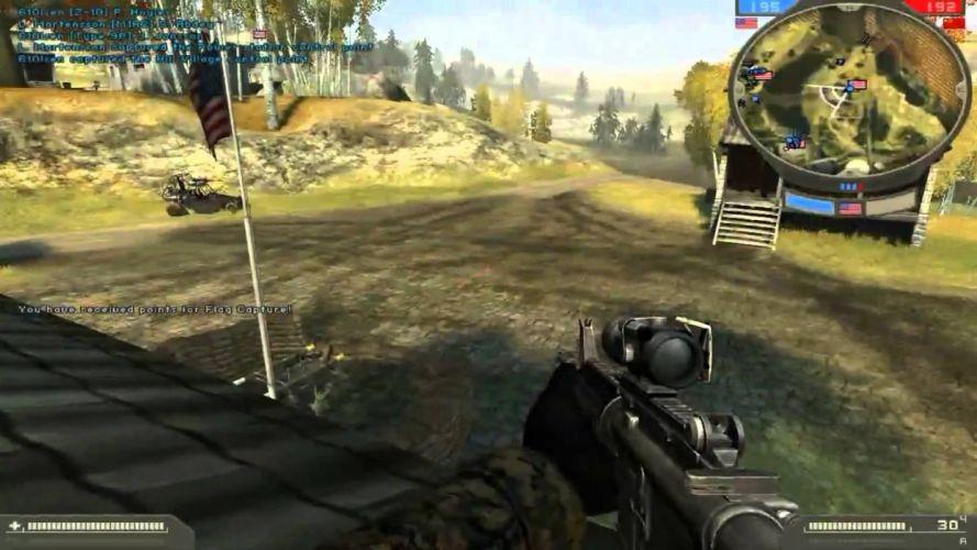 video juego belico disparo wallpaper