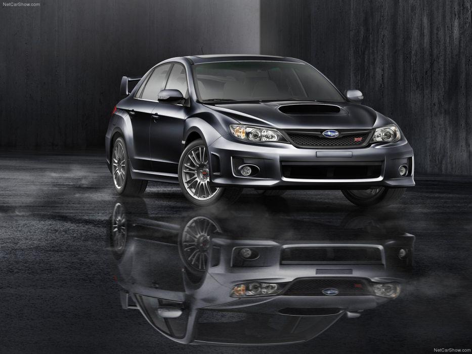 Subaru Impreza WRX STI 2011 wallpaper