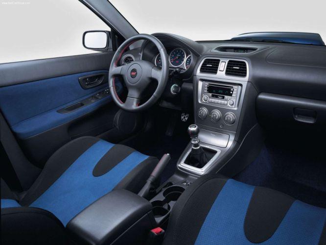 Subaru Impreza WRX STI 2004 wallpaper