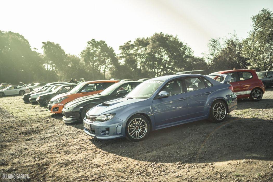 Subaru Impreza WRX STI wallpaper