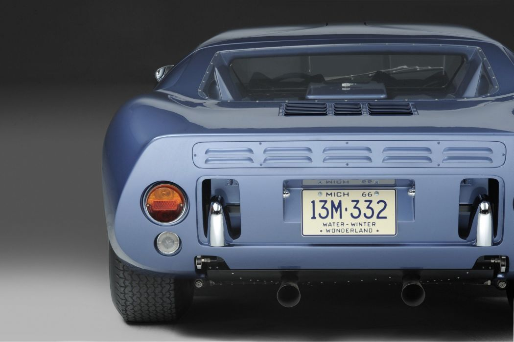 Ford GT40 MkIII wallpaper