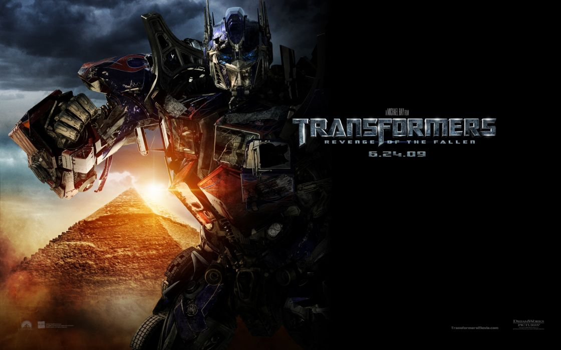 transformers 2 pelicula ciencia ficcion wallpaper