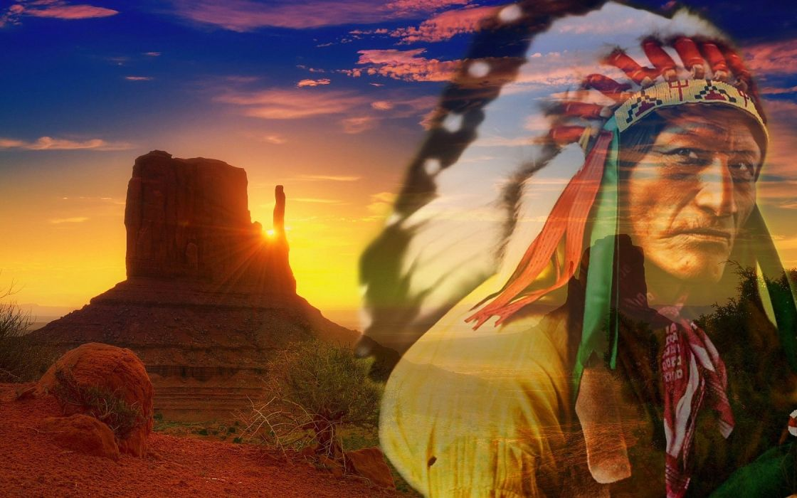Native Indian wallpaper