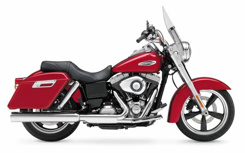 2013 Harley-Davidson FLD Dyna Switchback wallpaper