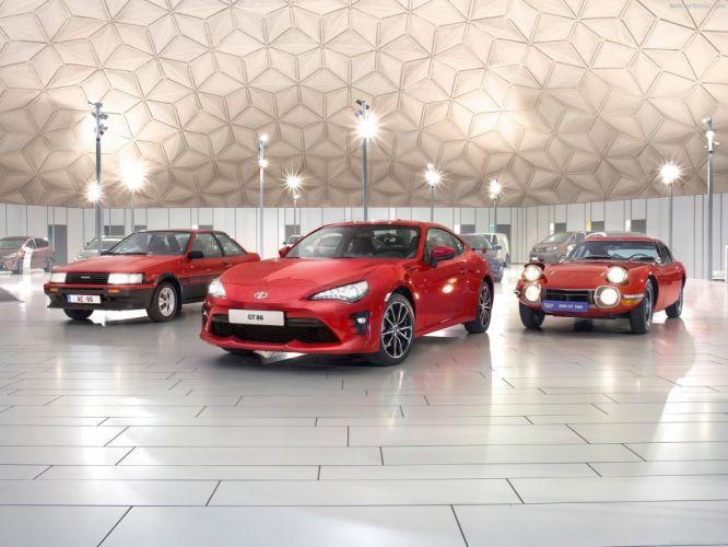Toyota GT86 2017 wallpaper