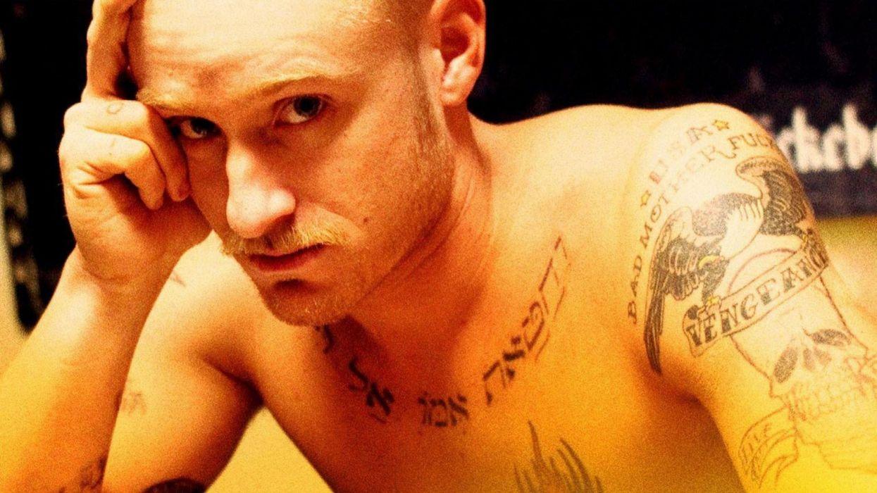 hombre tatuaje wallpaper