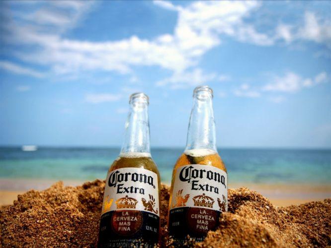 corona extra cerveza wallpaper