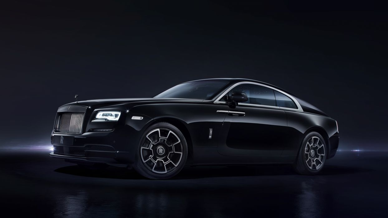 Rolls-Royce Wraith Black Badge wallpaper