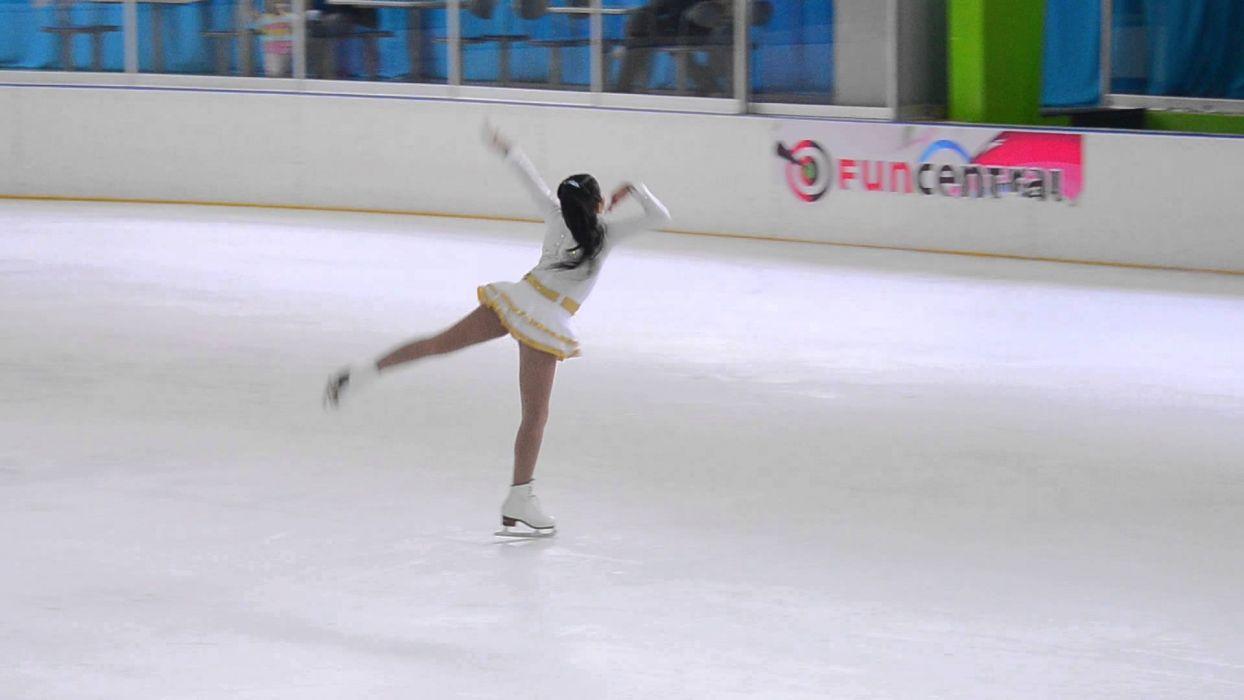 patinaje artistico sobre hielo deporte wallpaper