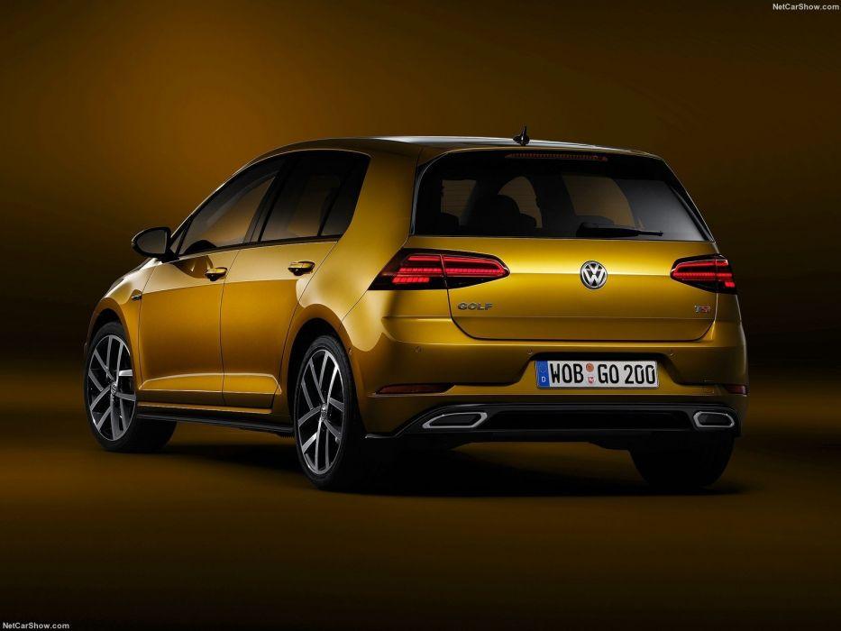 Volkswagen 2017 Golf cars wallpaper