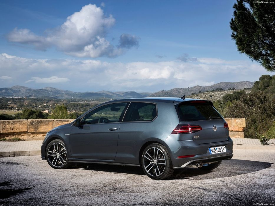 Volkswagen 2017 Golf GTD Variant cars wallpaper