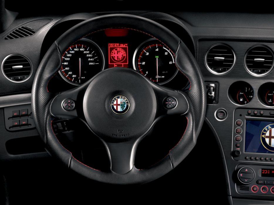 Alfa Romeo 159 Sportwagon TI wallpaper