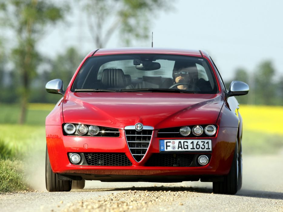 Alfa Romeo 159 TI wallpaper