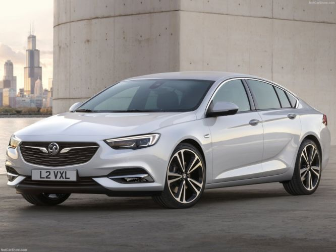 Vauxhall Insignia Grand Sport 2017 wallpaper