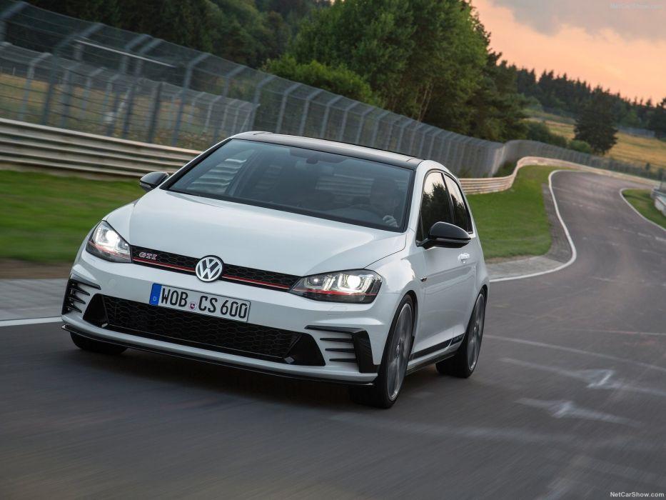 Volkswagen Golf GTI Clubsport 2016 wallpaper