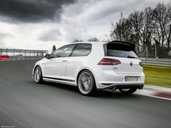 Volkswagen Golf GTI Clubsport S 2017 wallpaper