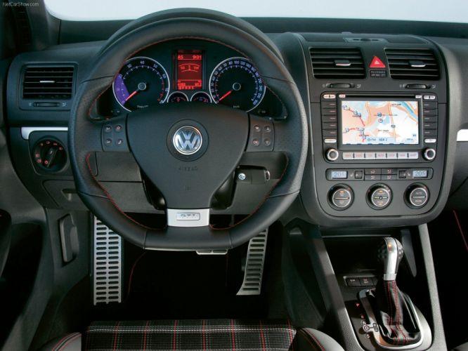 Volkswagen Golf GTI Edition 30 2006 wallpaper