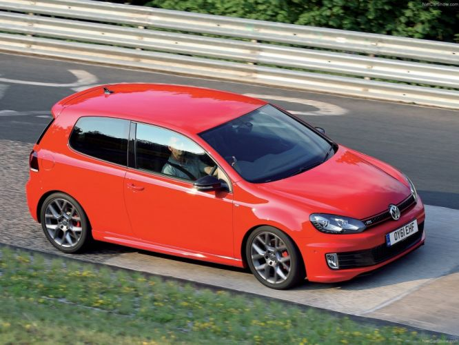 Volkswagen Golf GTI Edition 35 2011 wallpaper