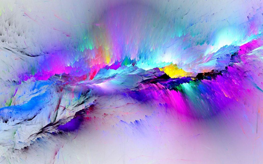Colors splash colorful wallpaper