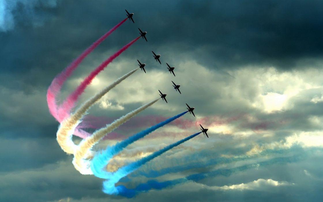 Airplane Color Design Sky wallpaper