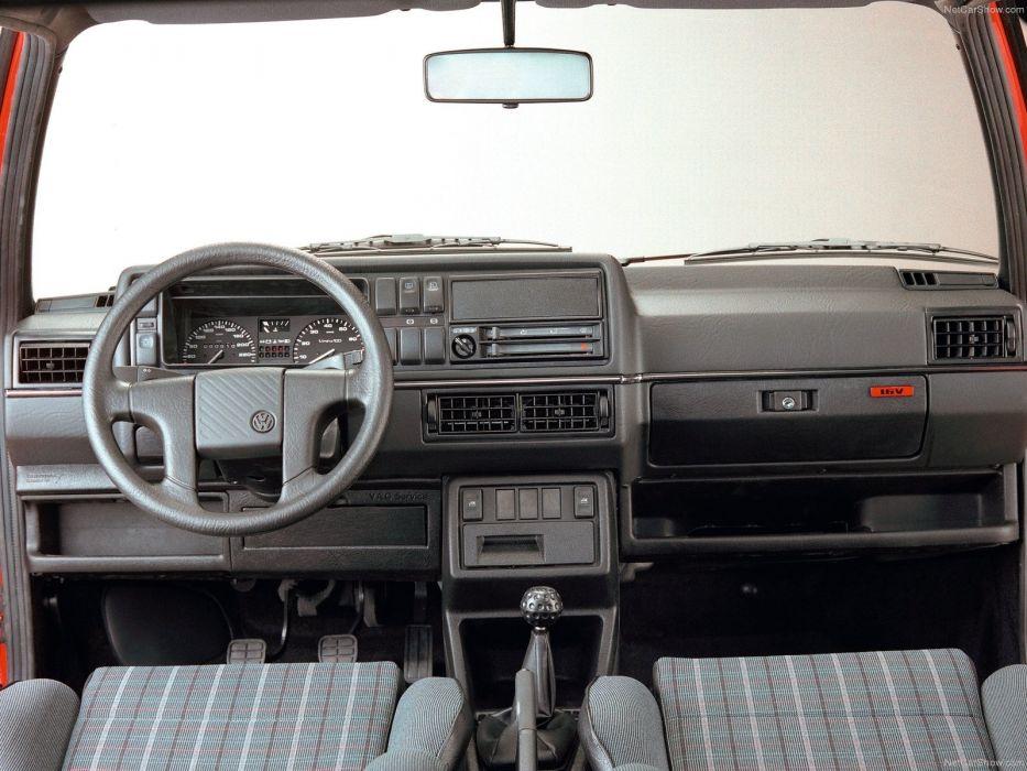 Volkswagen Golf GTI MkII wallpaper
