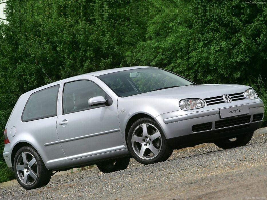Volkswagen Golf GTI MkIV wallpaper
