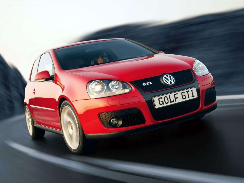 Volkswagen Golf GTI MkV wallpaper
