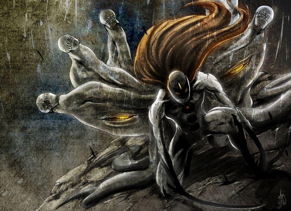 anime series bbleach monster wallpaper