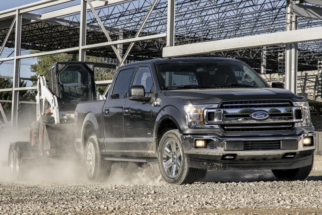 2018 Ford F-150 wallpaper