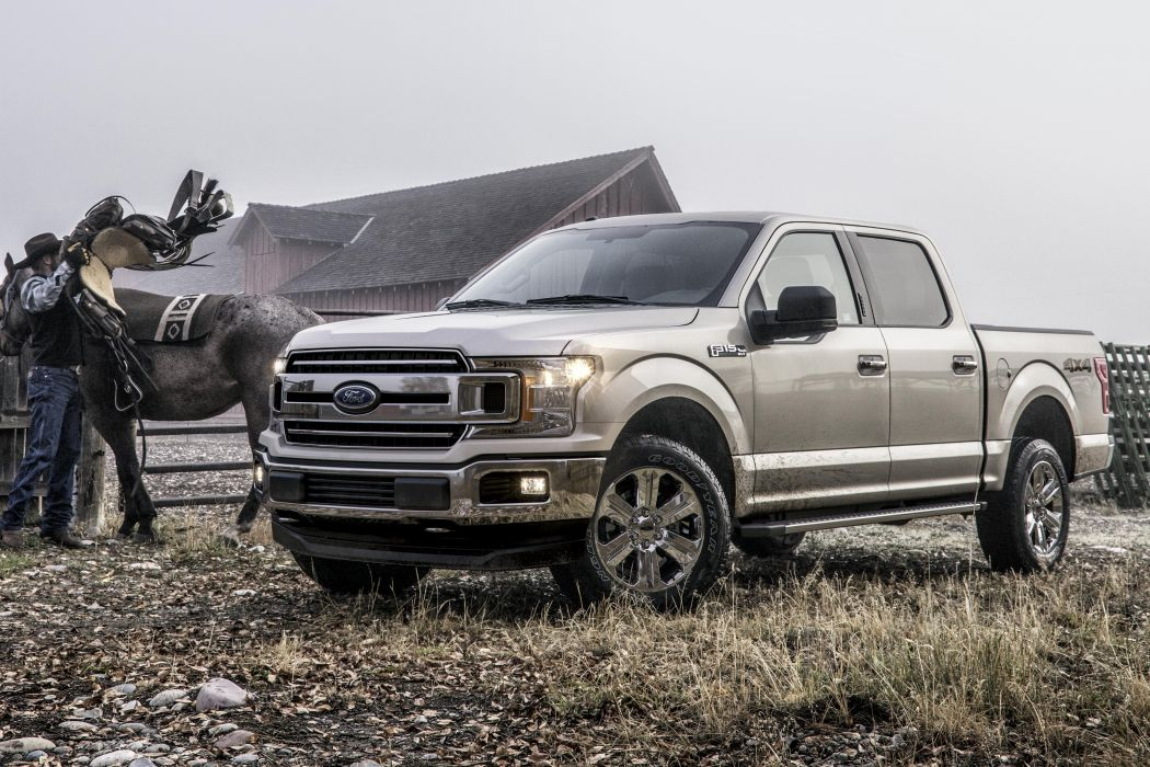2018 Ford F 150 Wallpaper 4500x3000 1077896 Wallpaperup