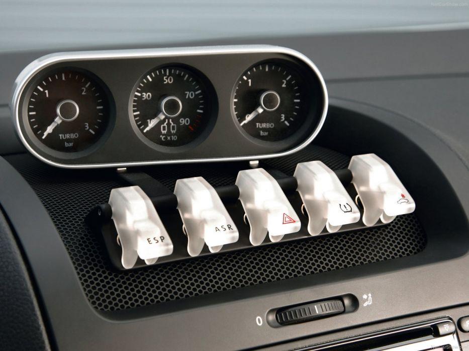 Volkswagen Golf GTI W12 650 Concept 2007 wallpaper