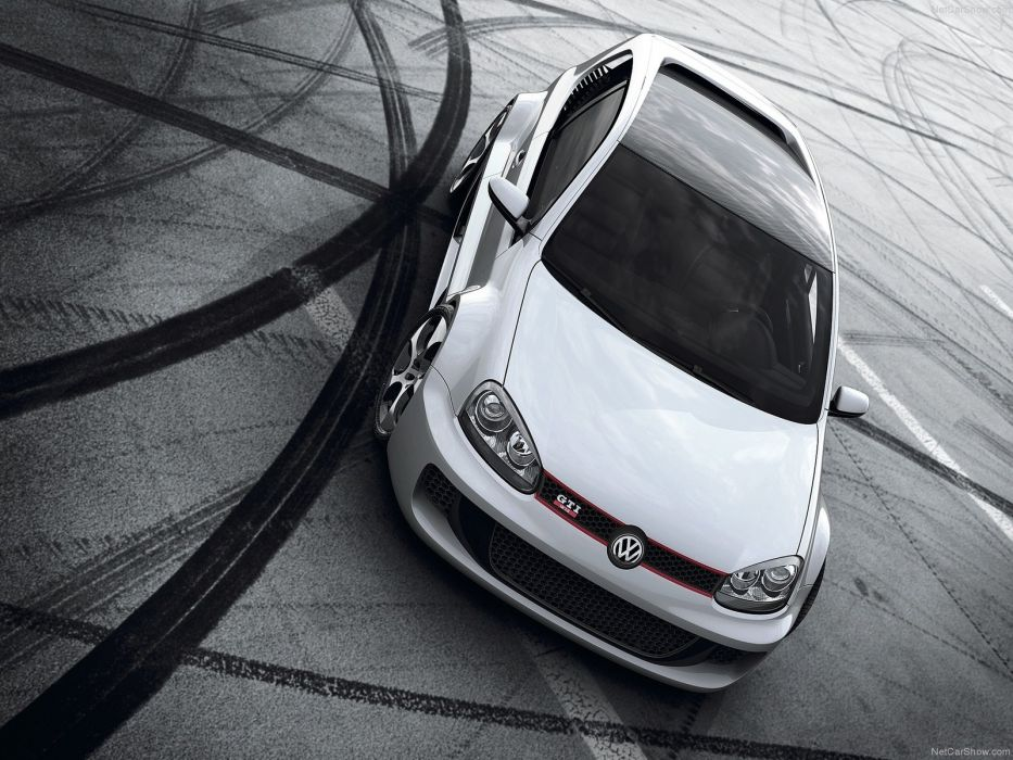 Volkswagen Golf GTI W12 650 Concept 2007 wallpaper