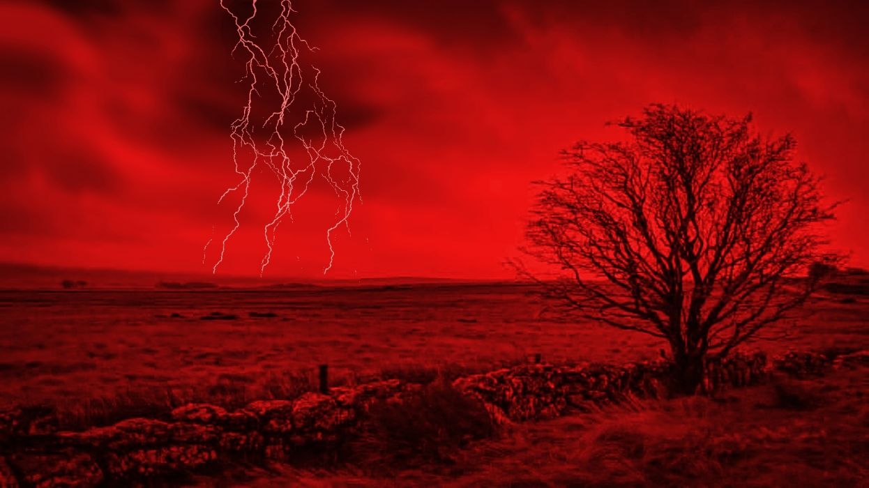 Red Storm Rising wallpaper