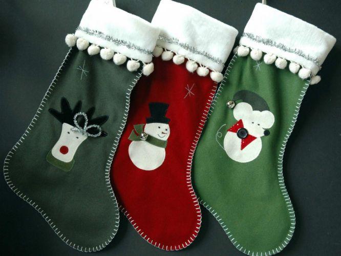 calcetines navidad regalos wallpaper