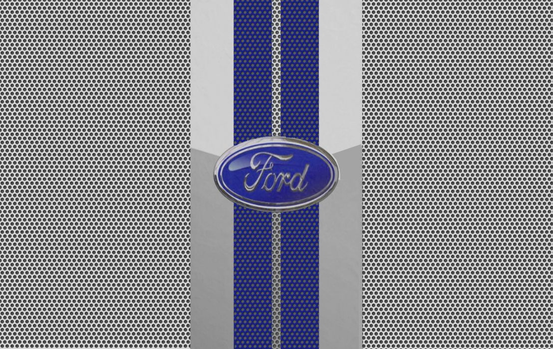 Ford Grill wallpaper