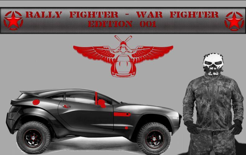 RALLY FIGHTER COMBAT PATROL wallpaper