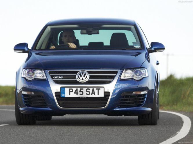 Volkswagen Passat Variant R36 2008 wallpaper