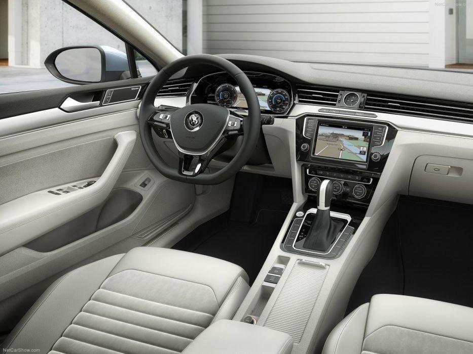 Volkswagen Passat Variant 2015 wallpaper