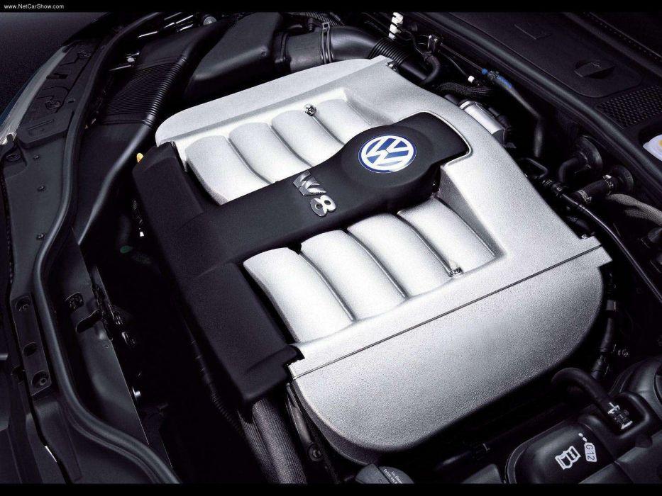 Volkswagen Passat W8 2001 wallpaper