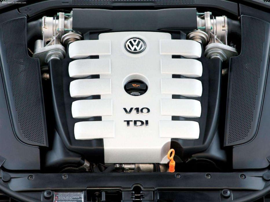 Volkswagen Phaeton V10 TDI 2003 wallpaper
