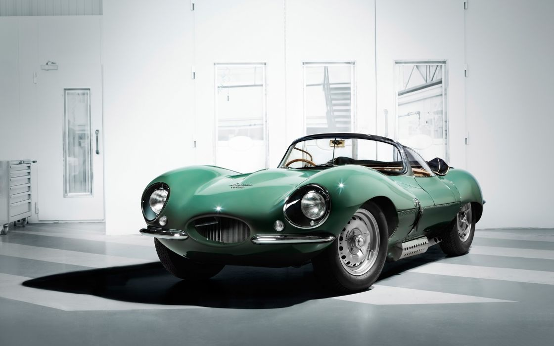 2017 Jaguar XKSS wallpaper
