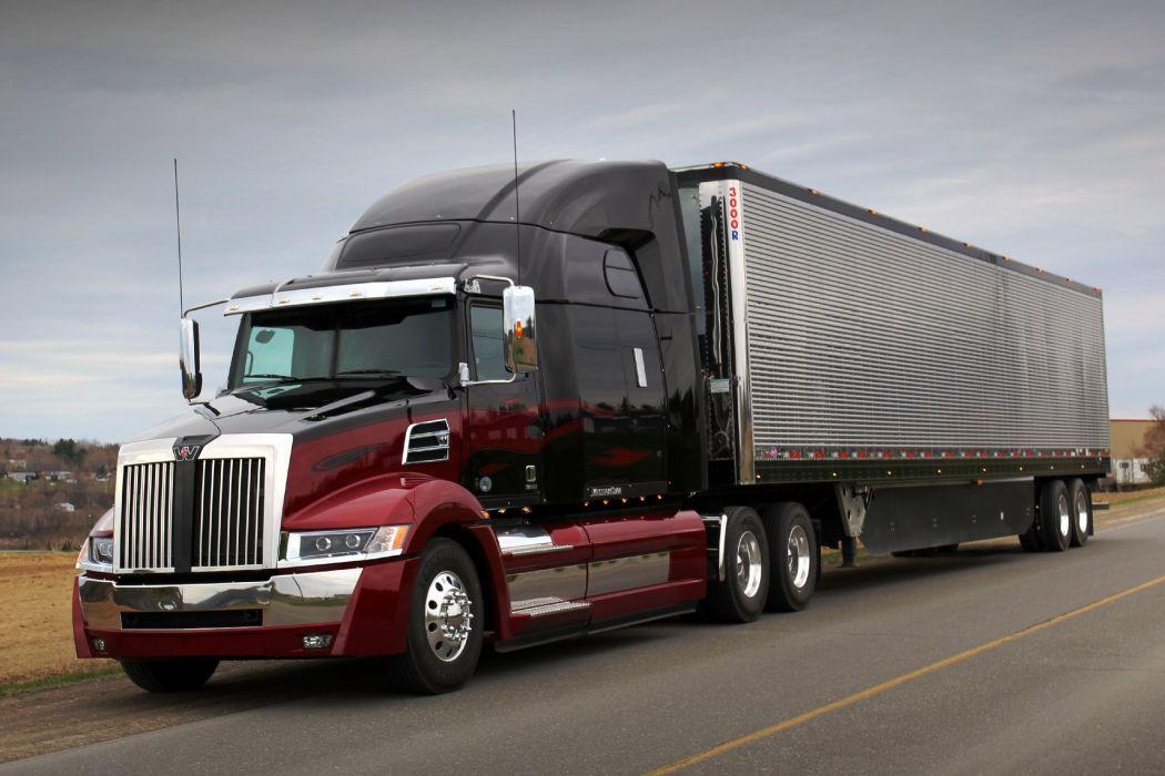 Western Star 5700XE Custom truck 2016 wallpaper