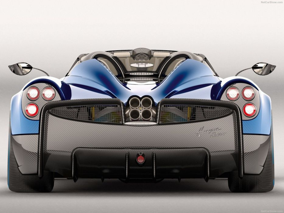 Pagani Huayra Roadster cars supercars 2017 wallpaper