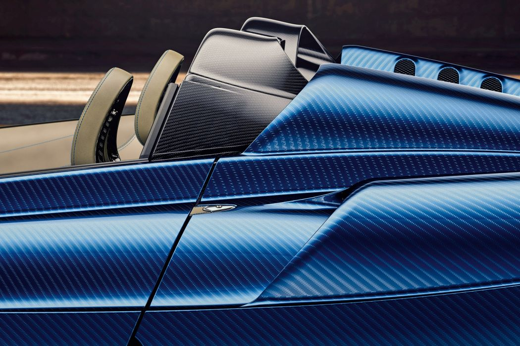 Pagani Huayra Roadster wallpaper