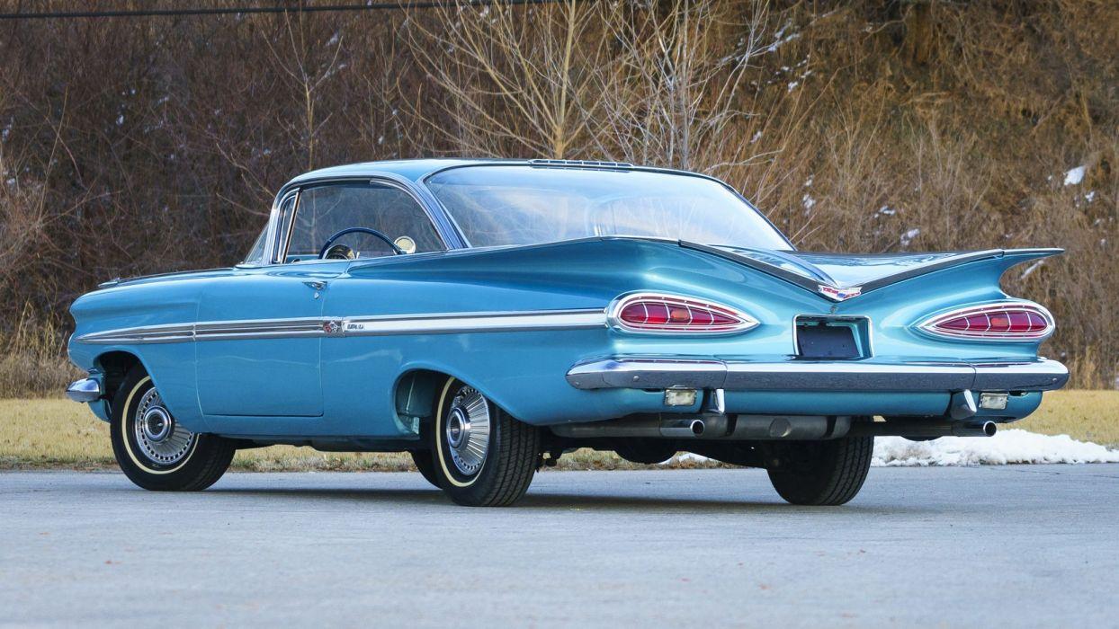 Kelebihan Impala 1959 Spesifikasi