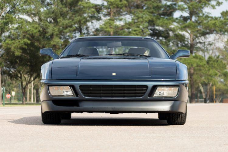 Ferrari 348 (tb) cars 1989 wallpaper